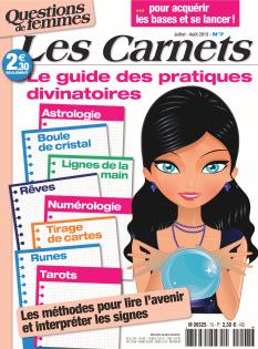 Couverture de Questions de femmes Les Carnets