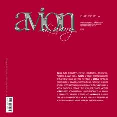 Avion Luxury International Airport magazine - Italie |