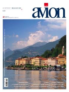 Avion Tourism Airport magazine - Italie |