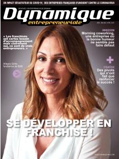 Jaquette Dynamique Entrepreneuriale