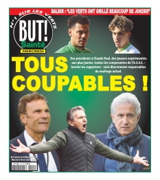 But! Saint-Étienne Mercredi |