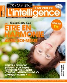 Le Monde de l'Intelligence Les Cahiers |