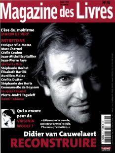 Le Magazine des Livres |