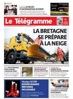 Le Télégramme Brest Ville