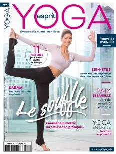 Jaquette Esprit Yoga