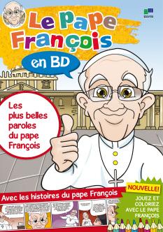 Le pape François en BD  