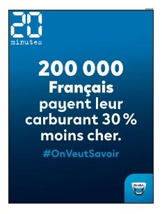 20 Minutes Grand Paris