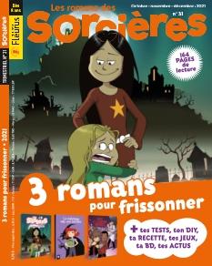Les Romans des P'tites Sorcières |