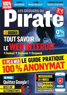 Jaquette Pirate Informatique Hors Série