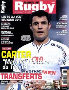 Le Journal du Rugby |