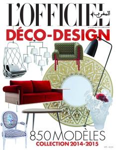 L'Officiel Déco Design Maroc |
