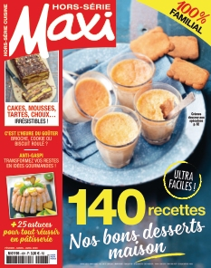 Maxi Hors Série Cuisine