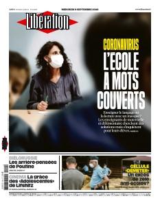 Jaquette Libération