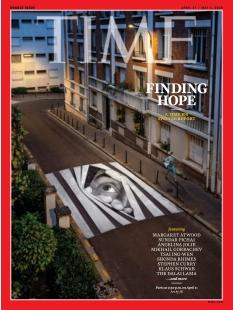 Time Magazine Edition Europe
