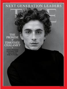 TIME Magazine European Edition |