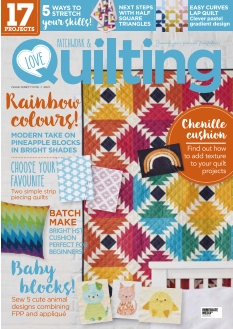 Love Patchwork & Quilting |