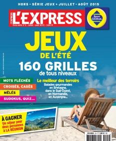 L'Express Hors Série Jeux |
