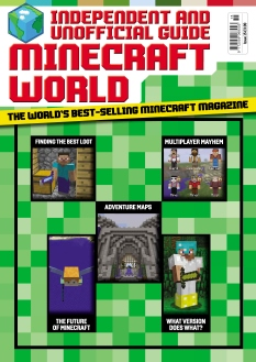 Minecraft World Magazine |