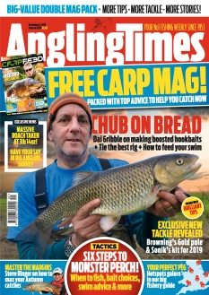 Jaquette Angling Times