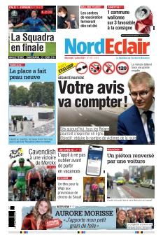 Nord Eclair édition Mouscron |