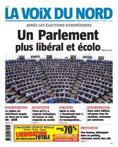 La Voix du Nord Lille