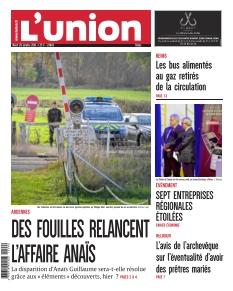 Jaquette L'Union Reims