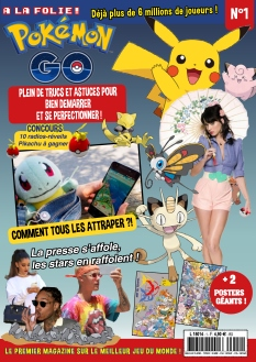 A La Folie ! Pokémon GO |
