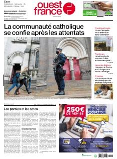 Ouest France Caen