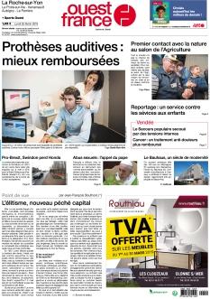Ouest France La Roche-sur-Yon