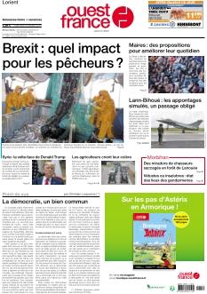 Ouest France Lorient