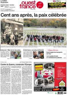 Ouest France Loudéac-Rostrenen