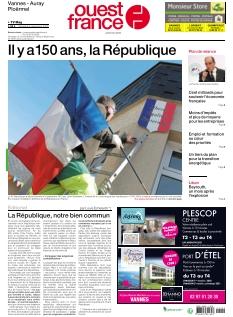 Ouest France Vannes