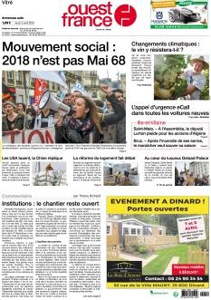 Ouest France Vitré