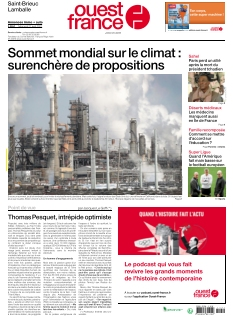 Ouest France Lamballe |