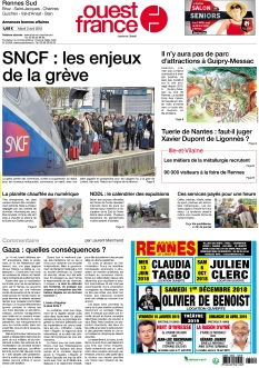 Ouest France Rennes Sud