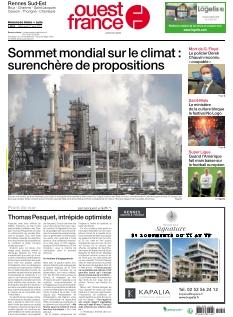 Ouest France Rennes Est |