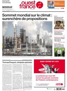 Ouest France Concarneau |