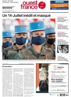 Ouest France Quimperlé