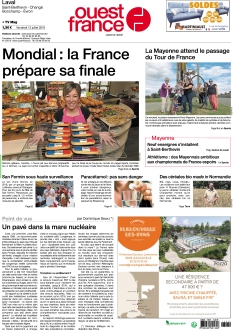 Ouest France Laval