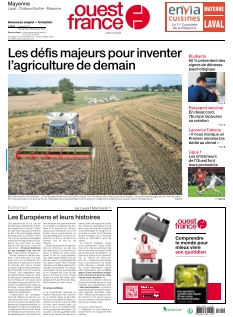 Ouest France Mayenne |
