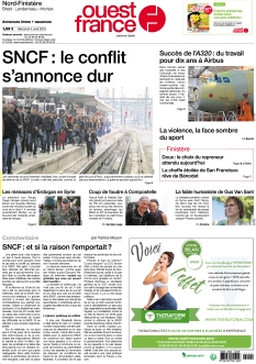 Ouest France Nord-Finistère