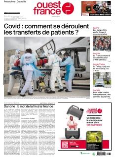 Ouest France Granville |