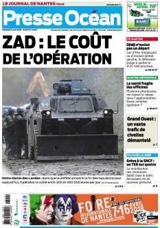Presse Océan Nantes Nord