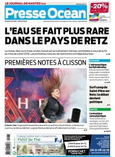 Presse Océan Nantes Sud Vignoble