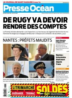 Presse Océan Saint-Nazaire Pornic
