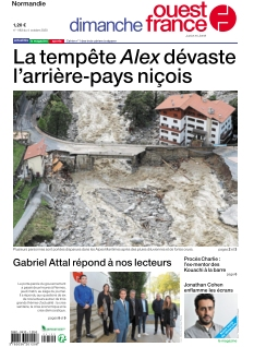 Dimanche Ouest France Calvados Manche Orne