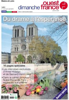 Dimanche Ouest France Maine-et-Loire