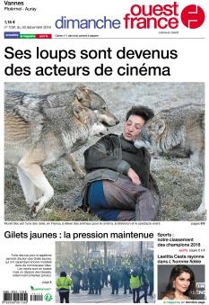 Dimanche Ouest France Vannes