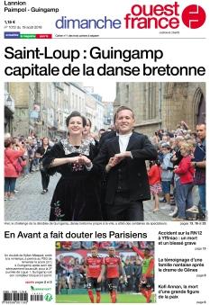 Dimanche Ouest France Lannion