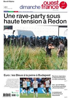 Dimanche Ouest France Rennes Métropole  